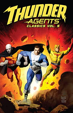T.H.U.N.D.E.R. Agents Classics Vol. 5