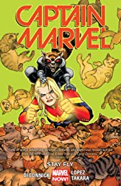 Captain Marvel Vol. 2: Stay Fly