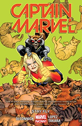 Captain Marvel Tome 2: Stay Fly