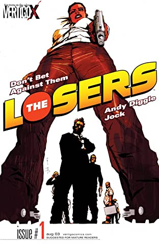 The Losers #1