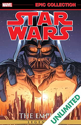 Star Wars Legends Epic Collection: The Empire Vol. 1