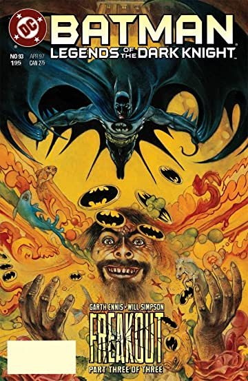 Batman: Legends of the Dark Knight #93