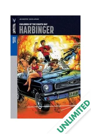 Valiant Masters: Harbinger Vol. 1: Children of the Eighth Day