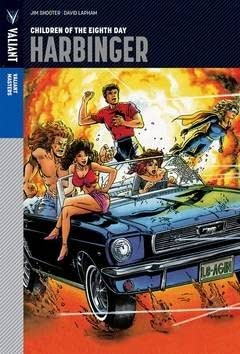 Valiant Masters: Harbinger Tome 1: Children of the Eighth Day