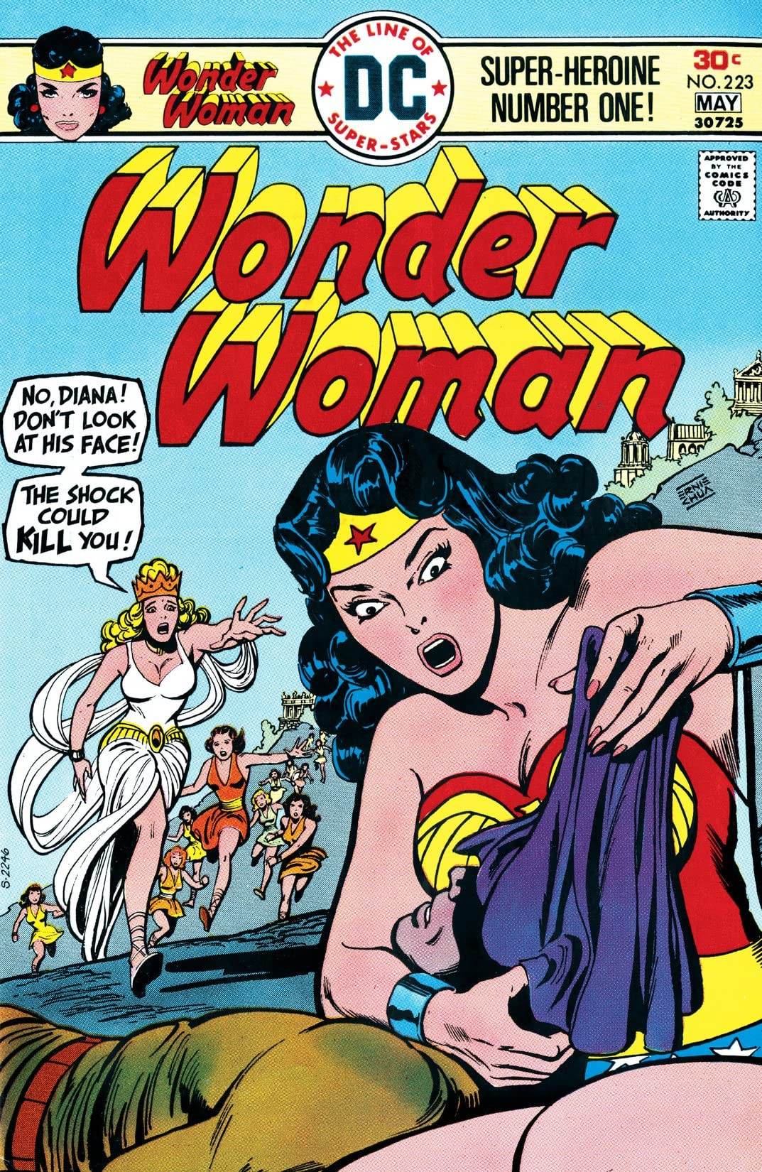Wonder Woman (1942-1986) #223