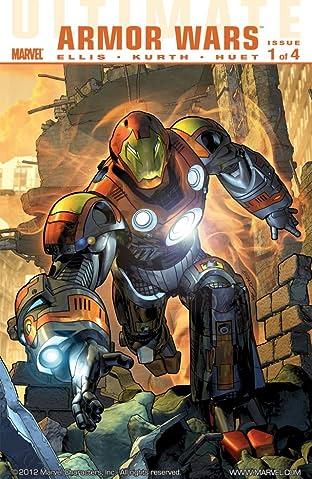 Ultimate Comics Armor Wars #1 (of 4)