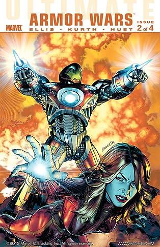 Ultimate Comics Armor Wars #2 (of 4)
