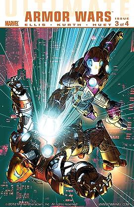 Ultimate Comics Armor Wars #3 (of 4)