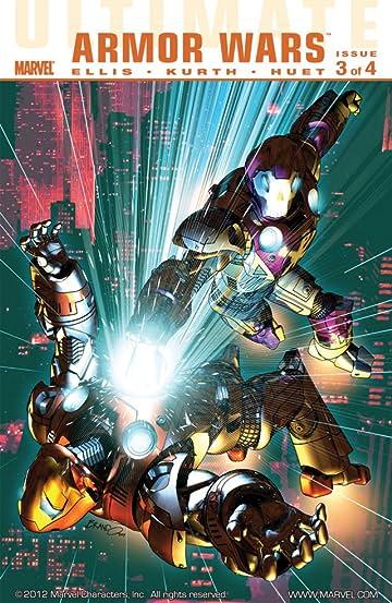 Ultimate Comics Armor Wars #3