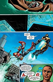 Ultimate Comics Armor Wars #4 (of 4)