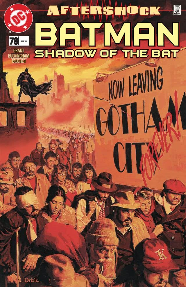 Batman: Shadow of the Bat #78