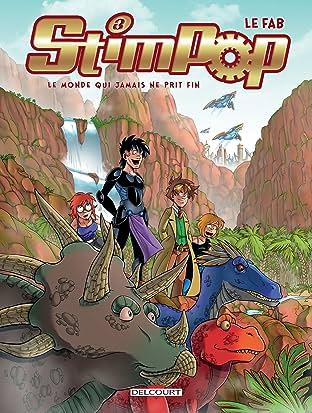 Stimpop Vol. 3: Le monde qui jamais ne prit fin
