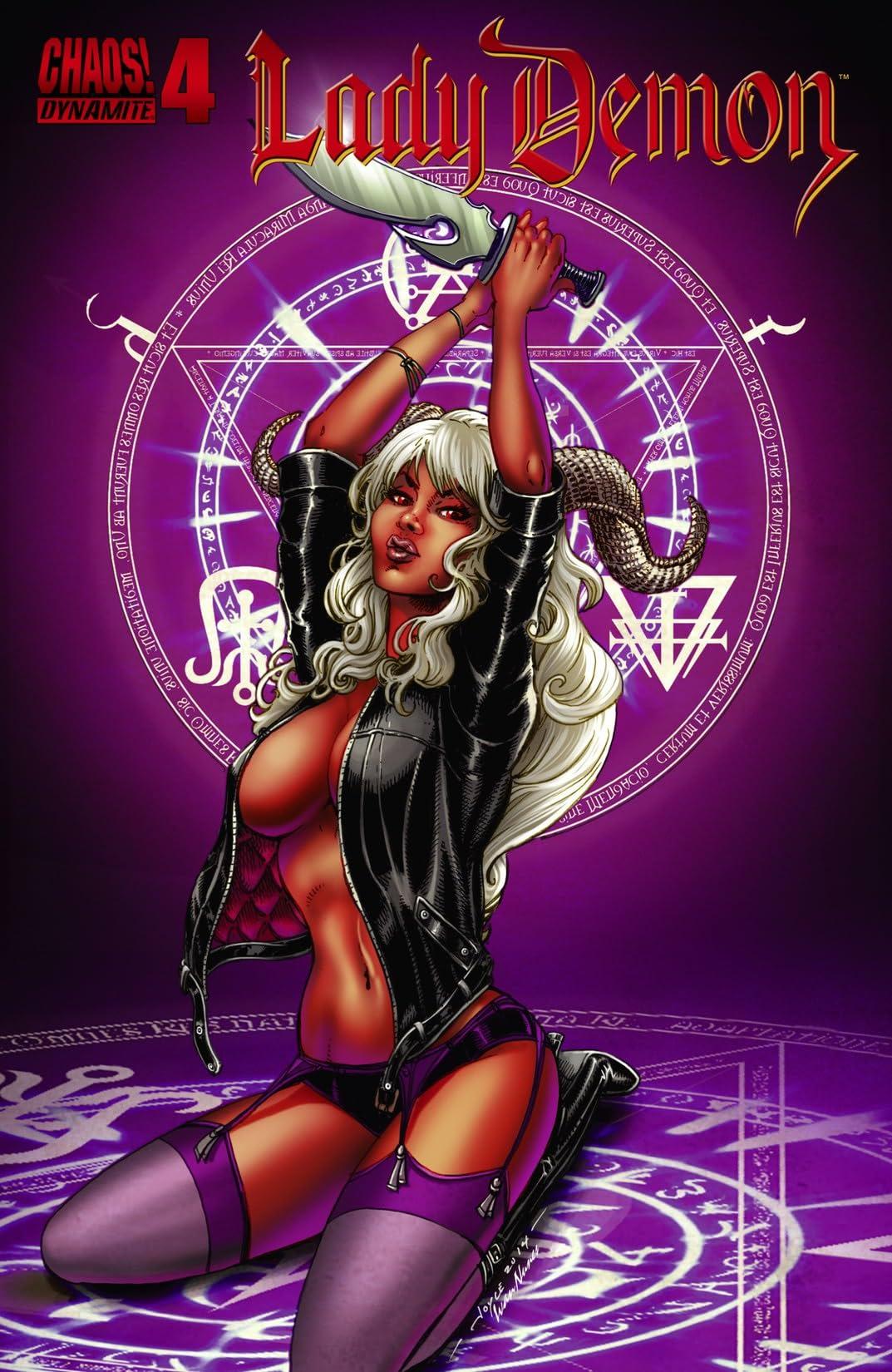 Lady Demon #4: Digital Exclusive Edition