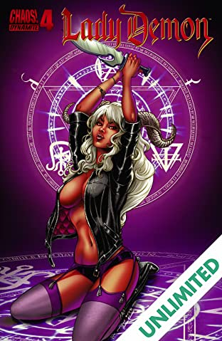 Lady Demon #4: Digital Exclusive Edition