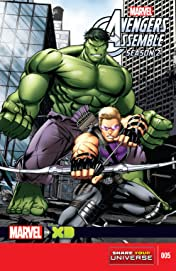 Marvel Universe Avengers Assemble Season Two (2014-2016) #5