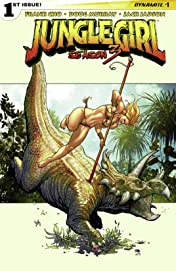 Jungle Girl: Season Three #1 (of 4): Digital Exclusive Edition