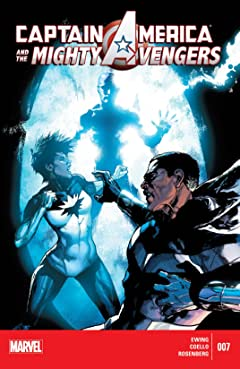 Captain America and the Mighty Avengers (2014-2015) #7