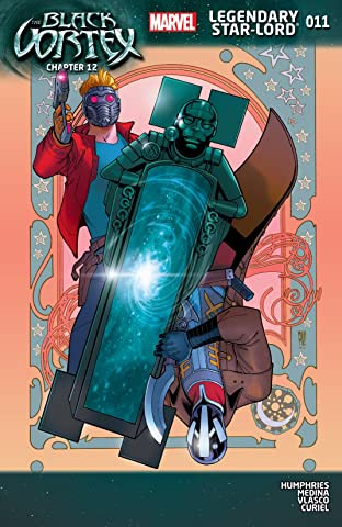 Legendary Star-Lord #11