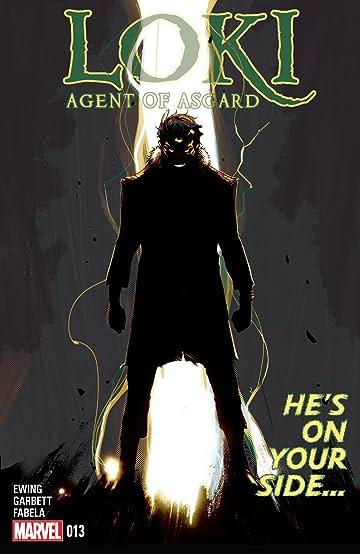 Loki: Agent of Asgard #13