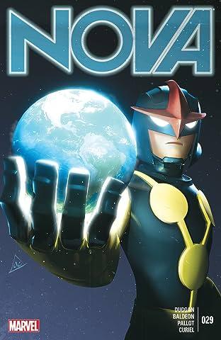 Nova (2013-2015) #29