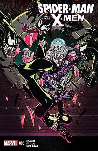 Spider-Man & The X-Men #5