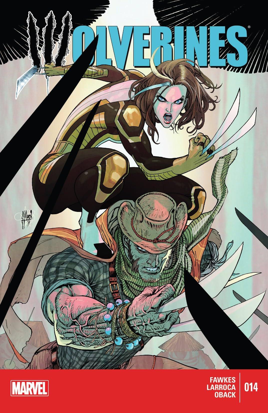 Wolverines (2015) #14