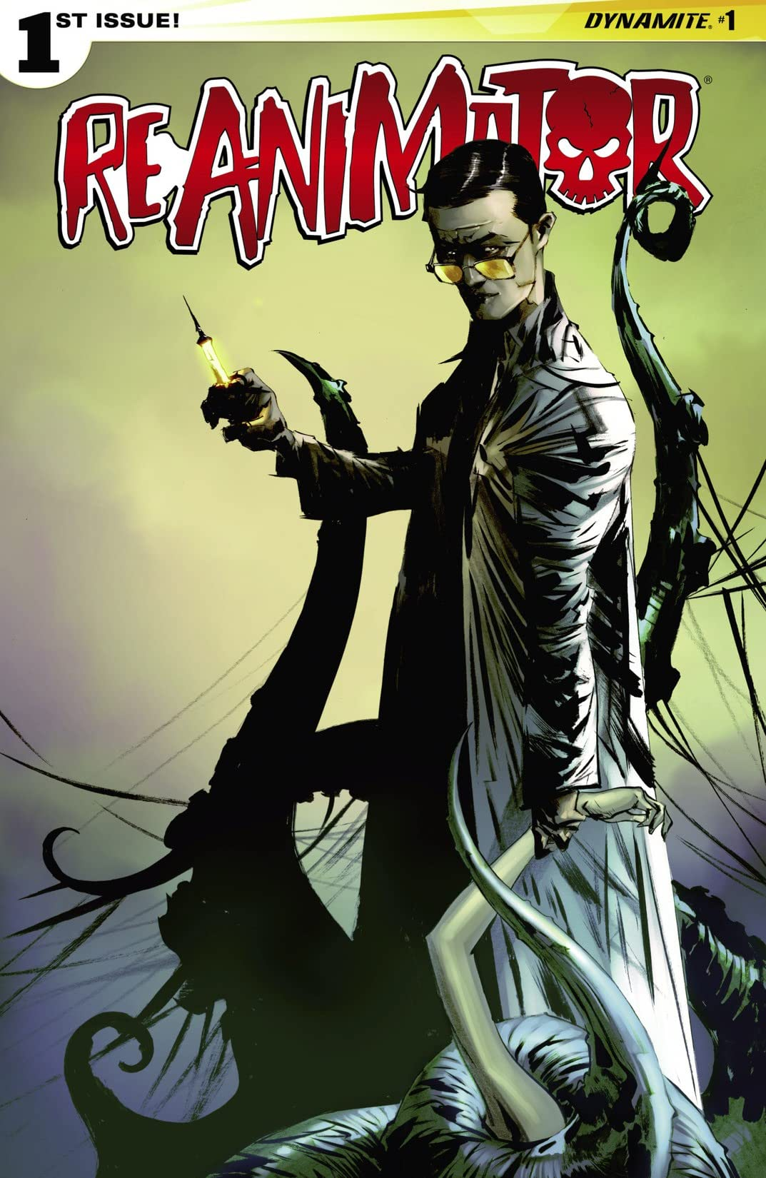 Reanimator #1 (of 4): Digital Exclusive Edition