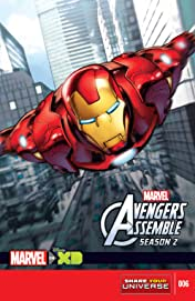 Marvel Universe Avengers Assemble Season Two (2014-2016) #6