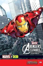 Marvel Universe Avengers Assemble Season Two (2014-2016) #6