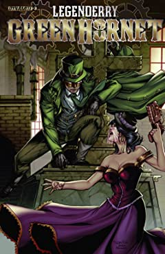 Legenderry: Green Hornet #3 (of 5): Digital Exclusive Edition