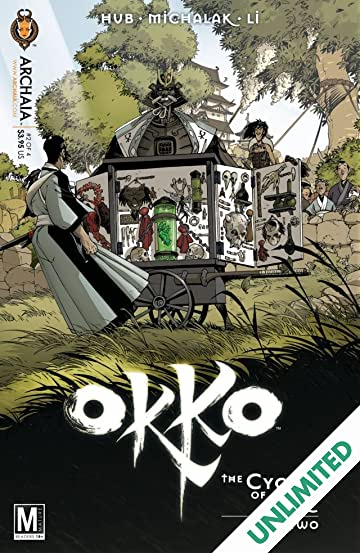 Okko: The Cycle of Air #2 (of 4)