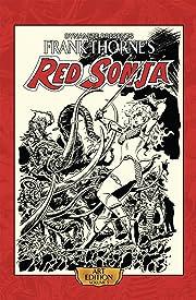 Frank Thorne's Red Sonja: Art Edition Vol. 3