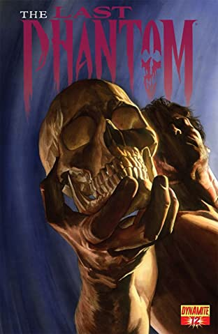 The Last Phantom #12