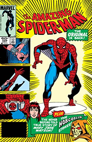 Amazing Spider-Man (1963-1998) No.259
