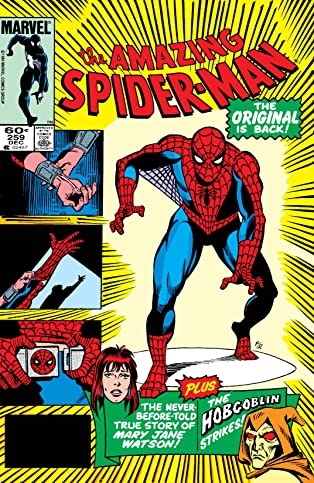 Amazing Spider-Man (1963-1998) #259