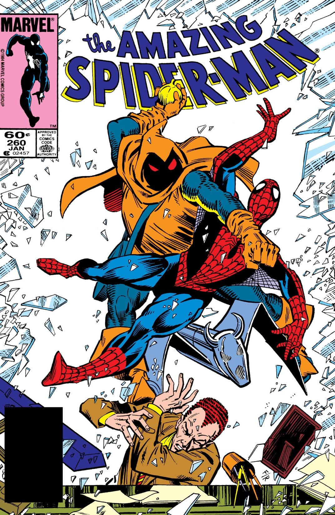 Amazing Spider-Man (1963-1998) #260