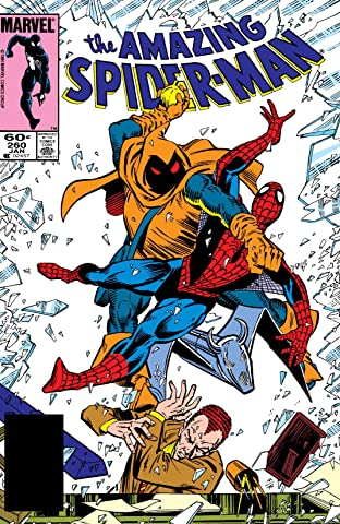 Amazing Spider-Man (1963-1998) No.260