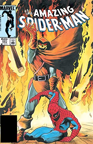Amazing Spider-Man (1963-1998) No.261