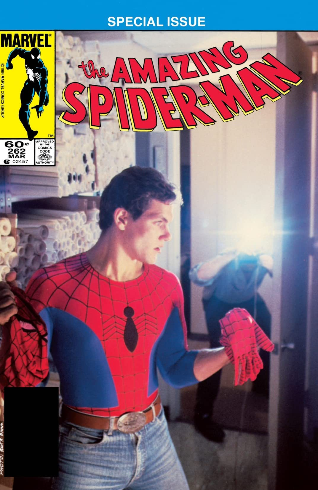 Amazing Spider-Man (1963-1998) #262