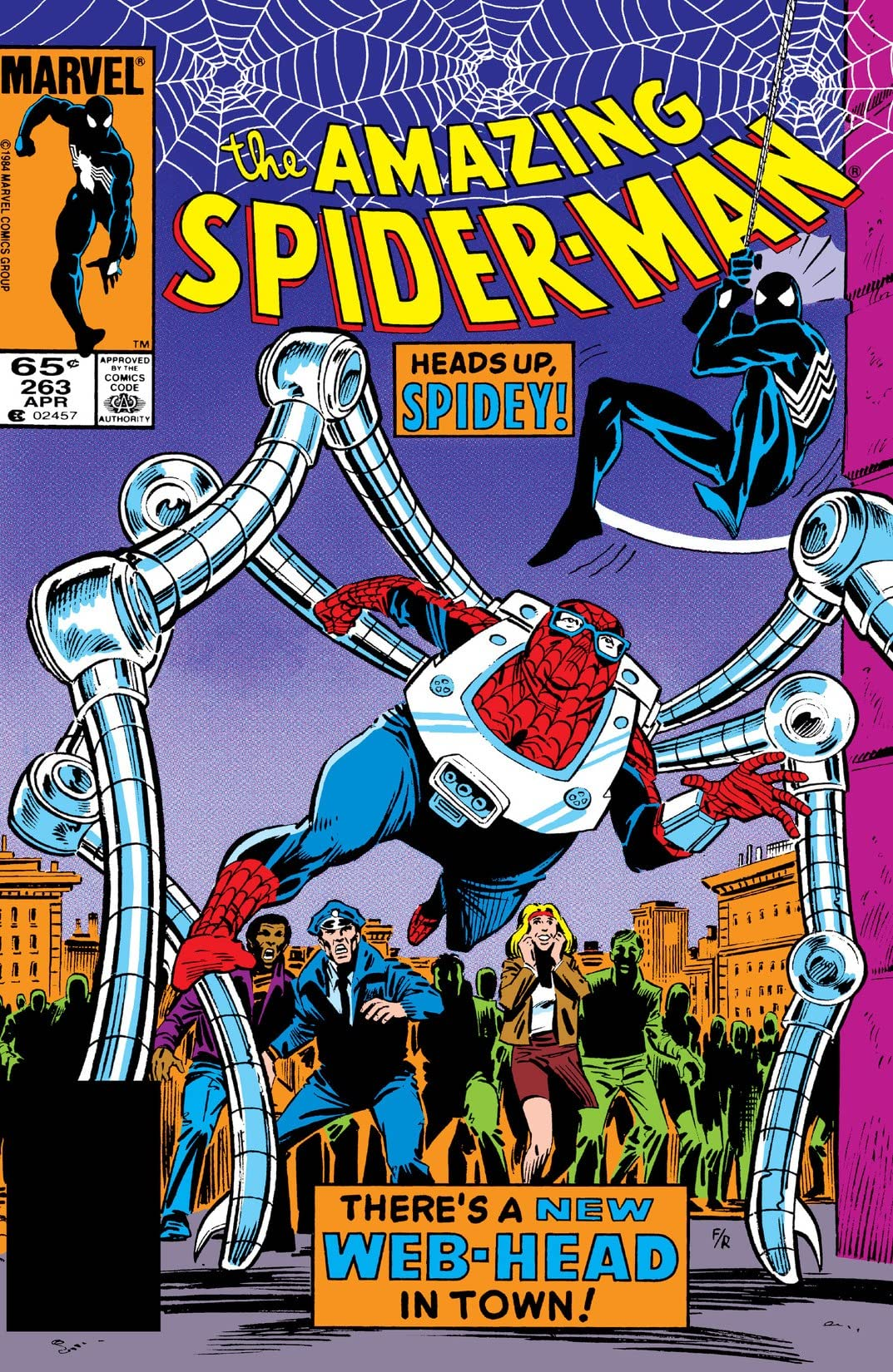 Amazing Spider-Man (1963-1998) #263