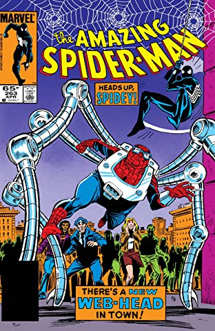 Amazing Spider-Man (1963-1998) No.263