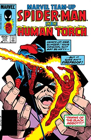 Marvel Team-Up (1972-1985) No.147