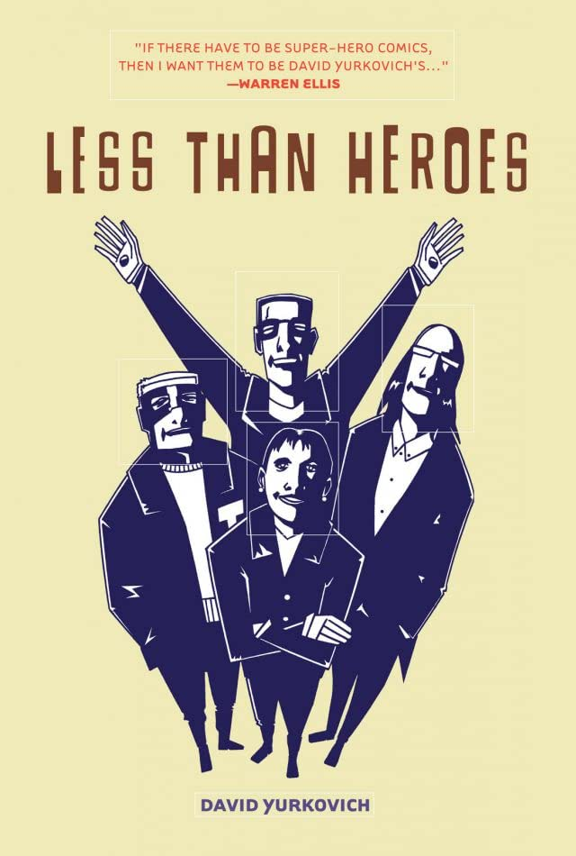 Less Than Heroes