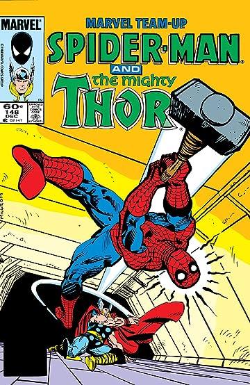 Marvel Team-Up (1972-1985) No.148