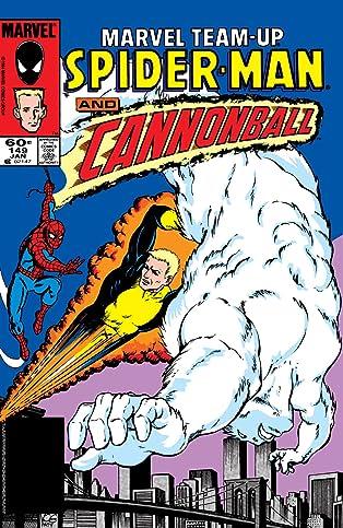 Marvel Team-Up (1972-1985) #149