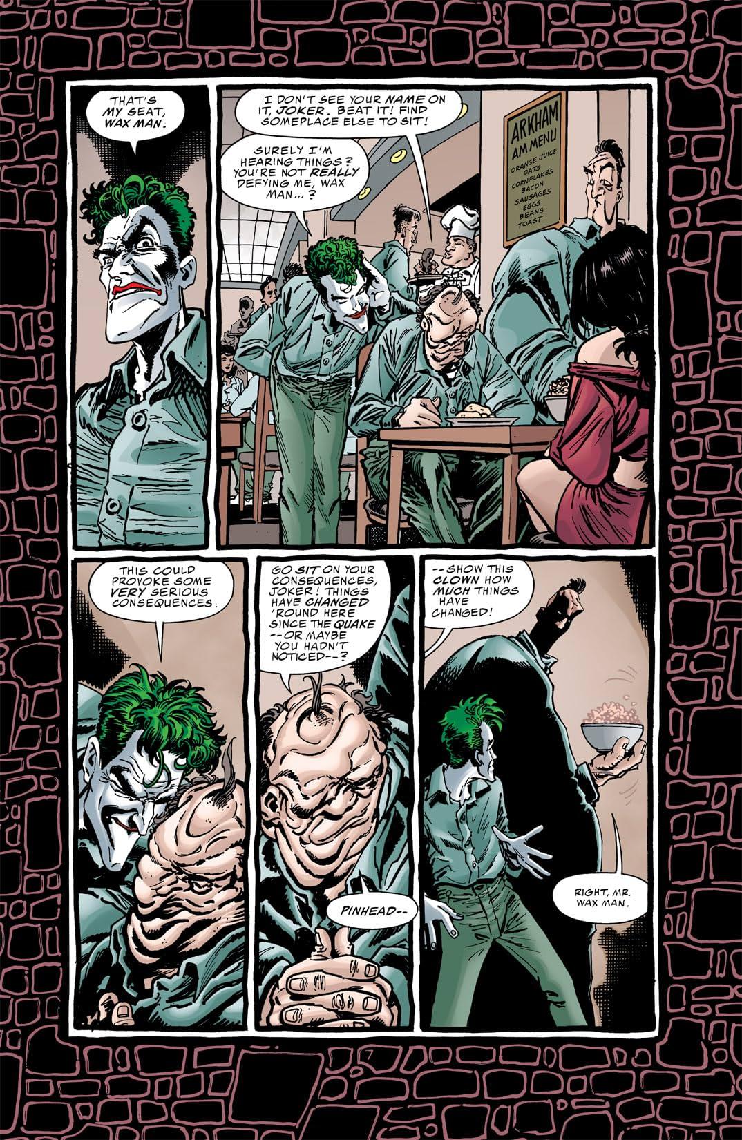 Batman: Shadow of the Bat #80
