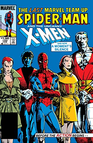 Marvel Team-Up (1972-1985) #150