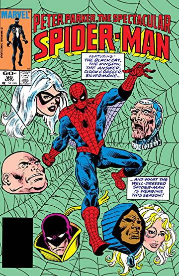 Peter Parker, The Spectacular Spider-Man (1976-1998) #96
