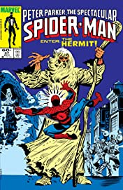 Peter Parker, The Spectacular Spider-Man (1976-1998) #97