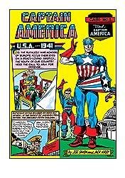 Captain America Golden Age Masterworks Vol. 1